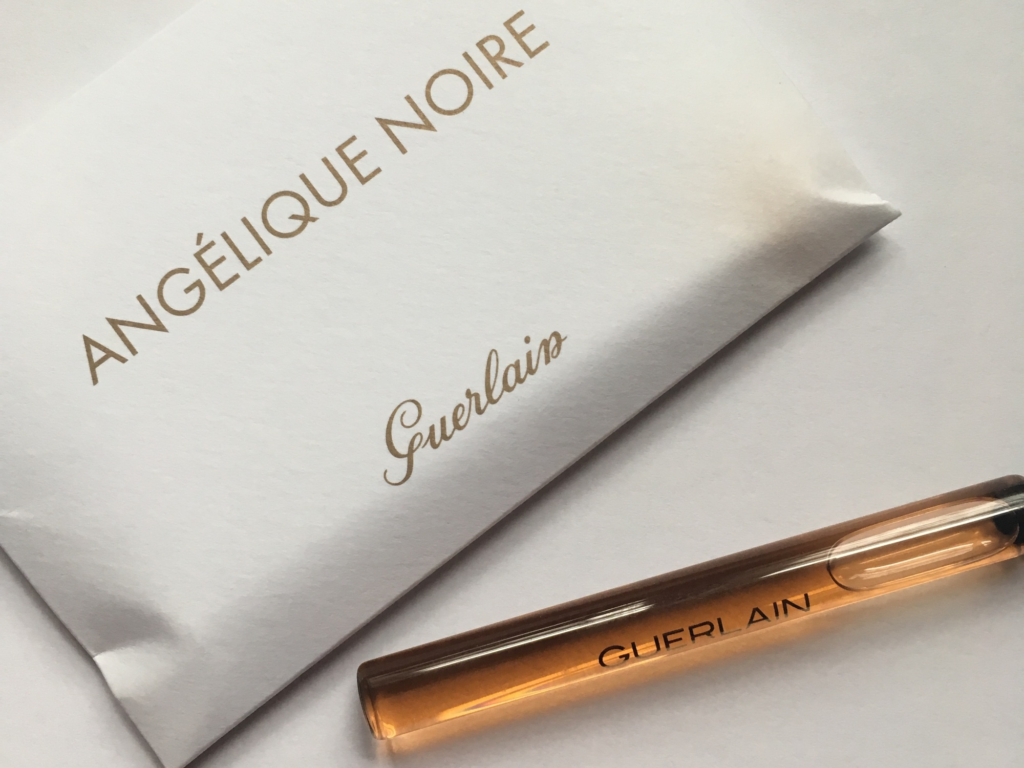 Angelique Noire by Larkin Small & Guerlain